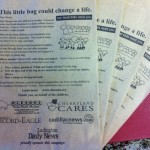 Child and Family Services Paper Bag Campaign